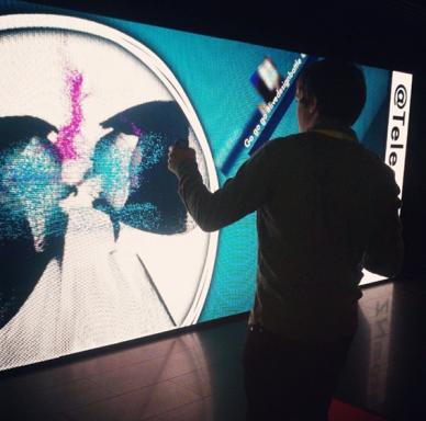 Cut&Paste Interactive @Telecom
